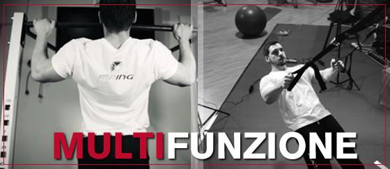 attrezzi fitness multifuzione